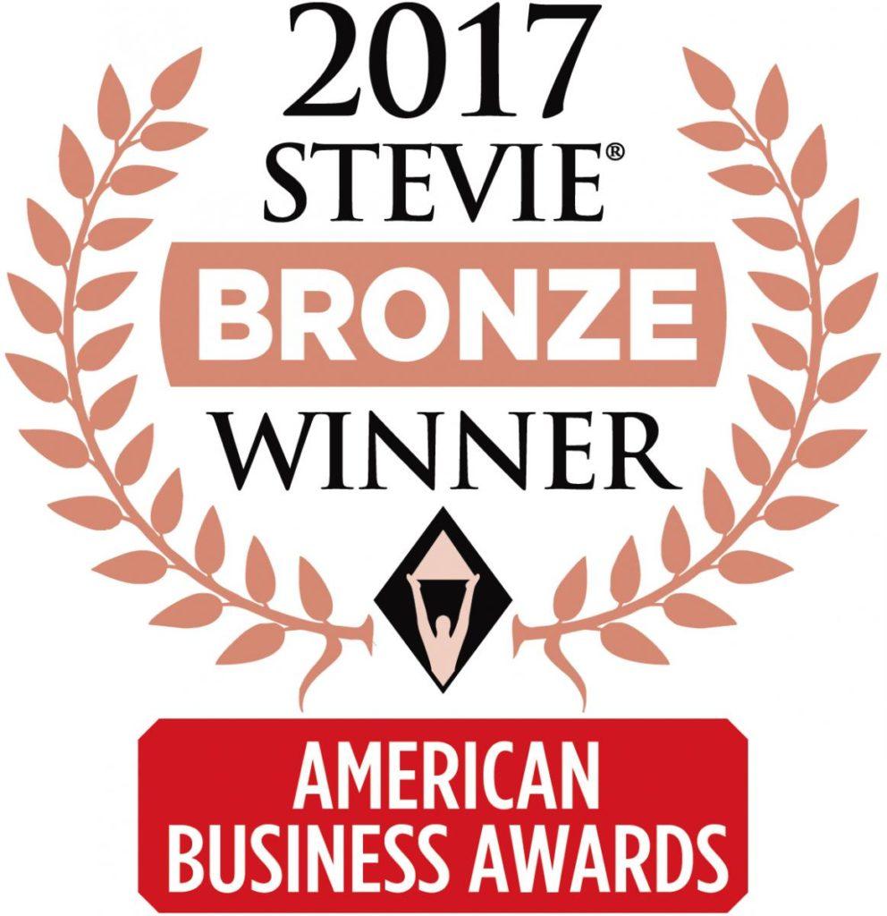 Azuga wins a bronze Stevie Award for Innovation