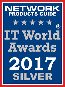 "Congratulations to Azuga, Inc. for their newest award, earning Silver in the 12th Annual 2017 IT World Awards in the ""Hot Technologies and Products suitable for USA"