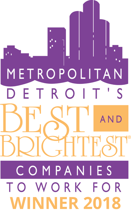 Danlaw Has Been Named One of Metropolitan Detroit's Best and Brightest Companies to Work For