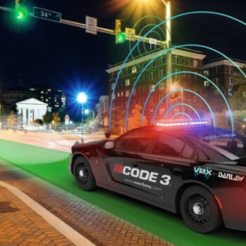 V2X Can Help Emergency Vehicles Get There Faster