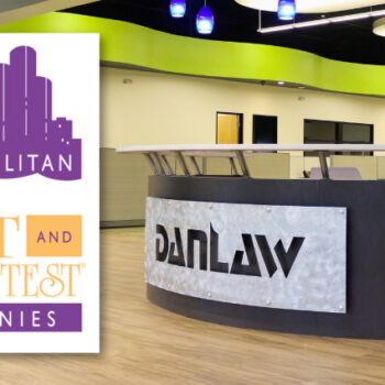 Danlaw Named Best and Brightest Company To Work For in Metro Detroit