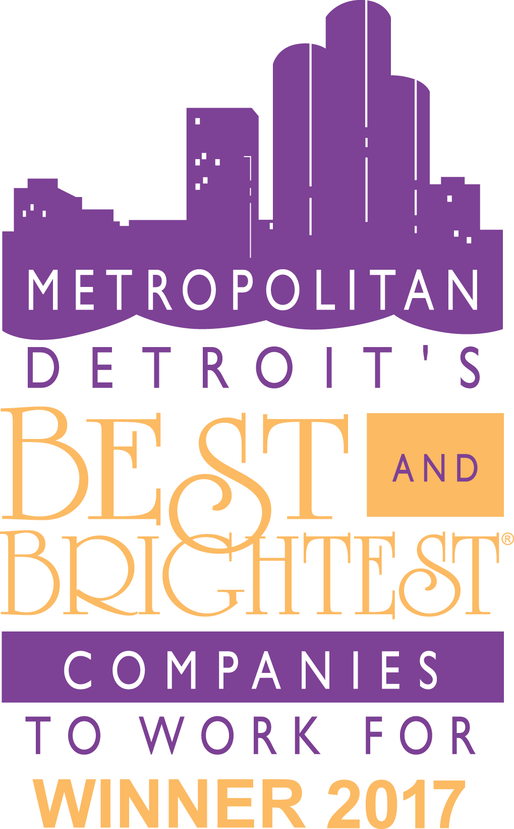 Danlaw has been named one of Metropolitan Detroit's Best and Brightest Companies To Work For®